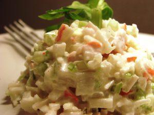 ensalada de surimi