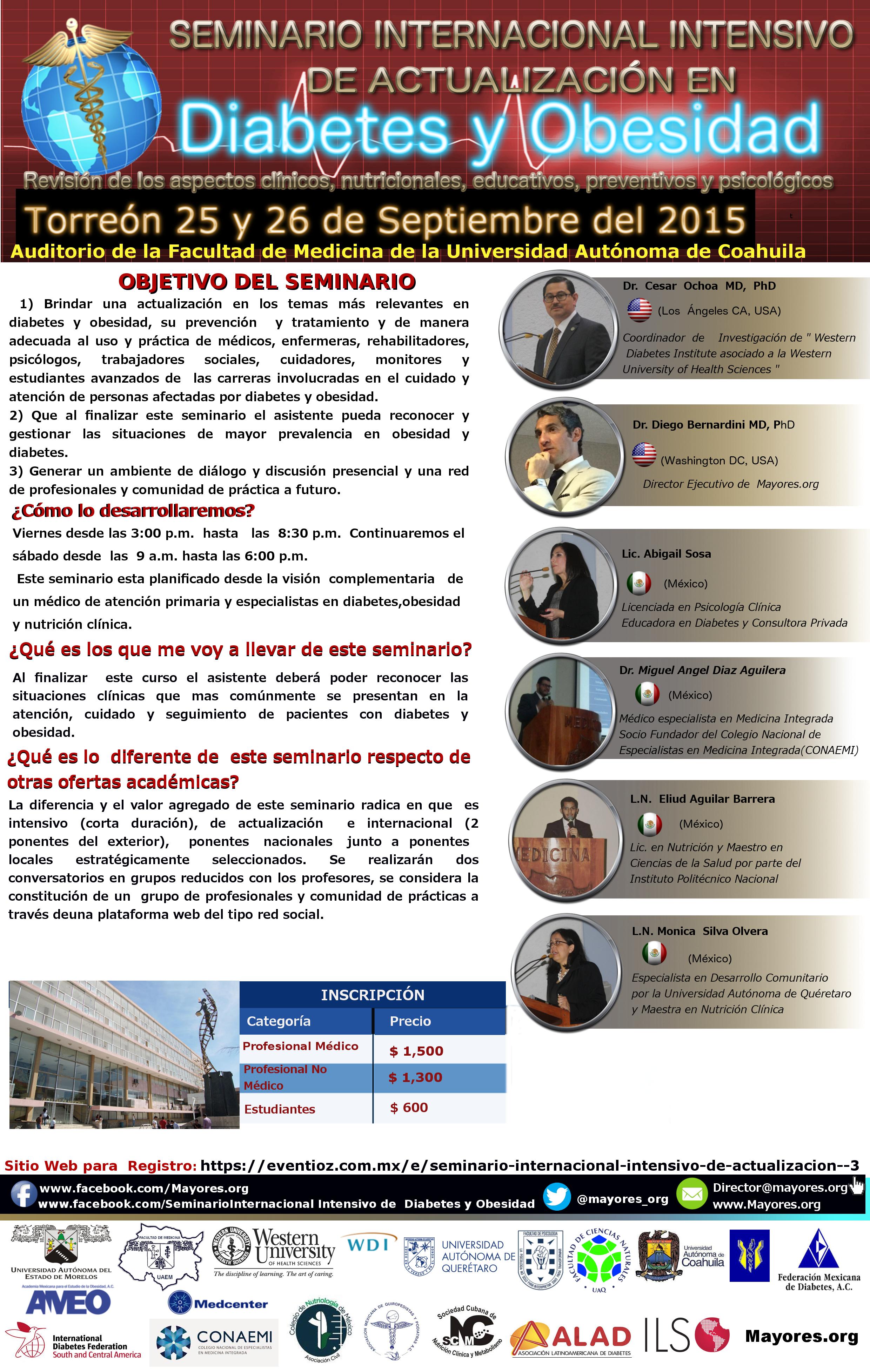 Seminario Coahuila_Torreon