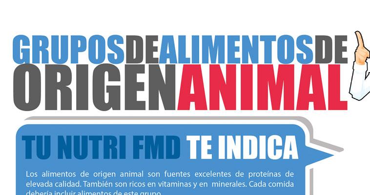 Grupo de origen animal 2