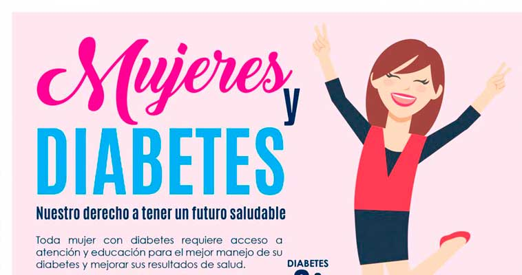 Mujeres diabetes 1