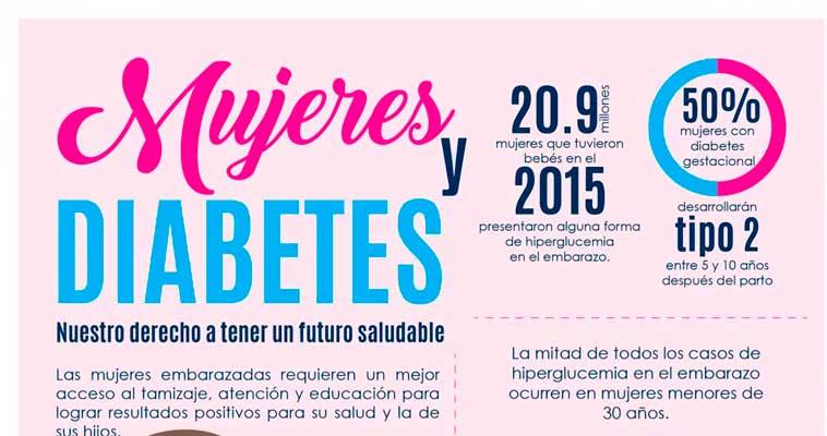 Diabetes y mujeres 2