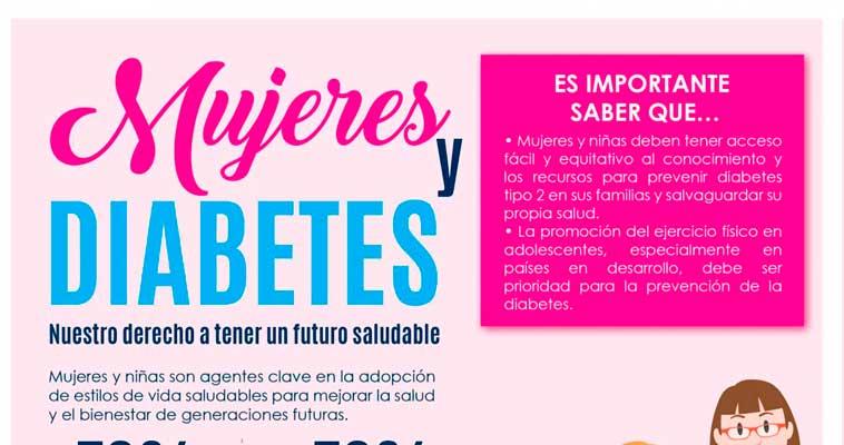 Mujeres y diabetes 3