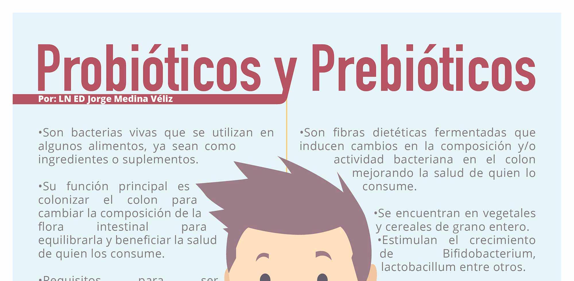 Probi ticos y prebi ticos federaci n mexicana de diabetes - Alimentos con probioticos y prebioticos ...