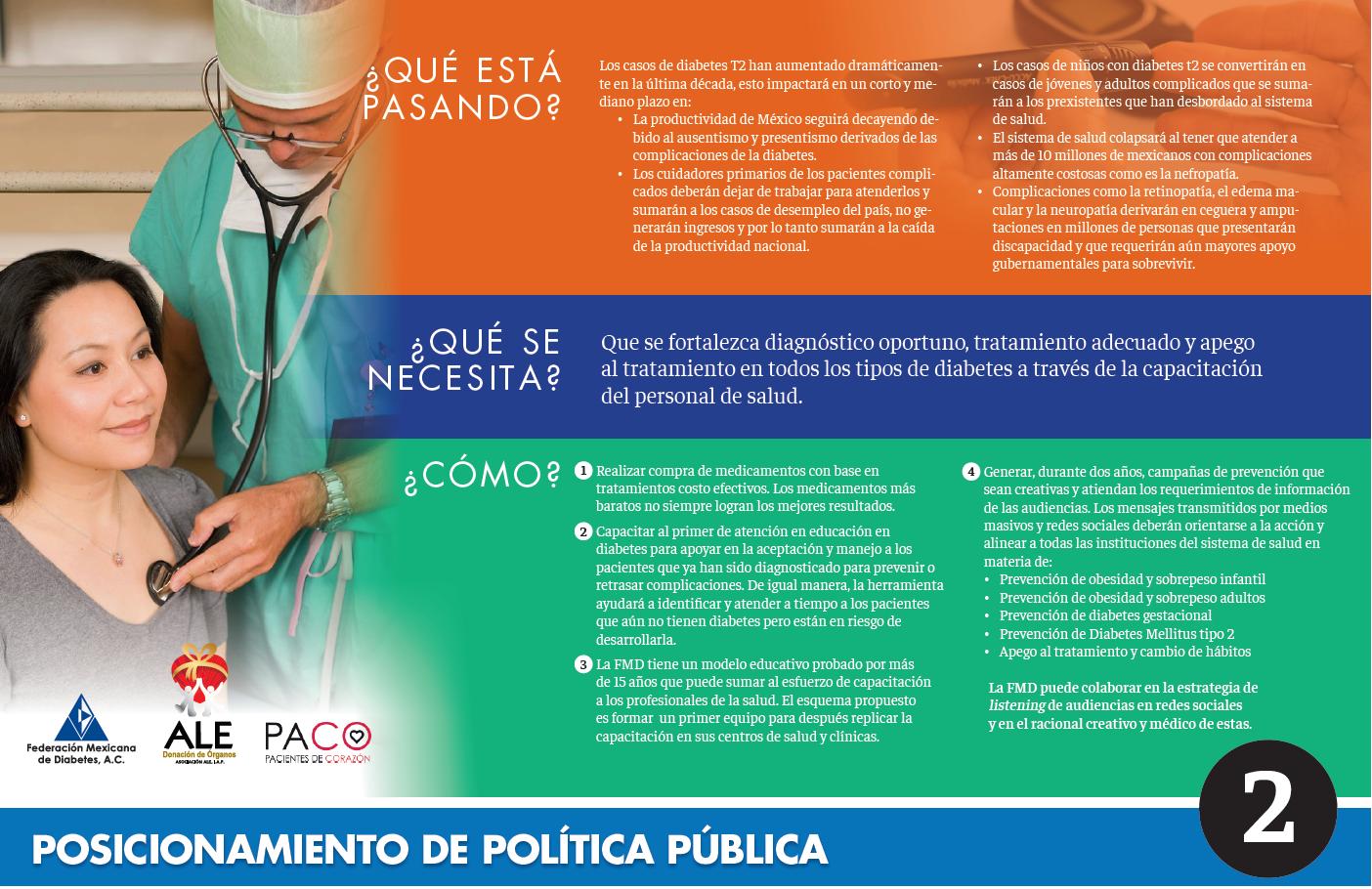 FMD – Incidencia en política pública 2