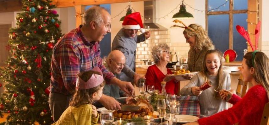 Clínica de Nutrición de la IBERO recomienda menú para fiestas navideñas