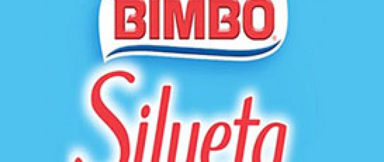 Pan Bimbo Silueta blanco