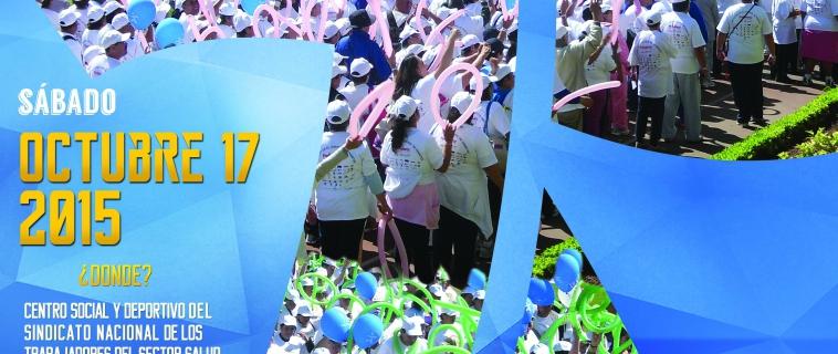 23 Caminata Nacional del pacientes con diabetes