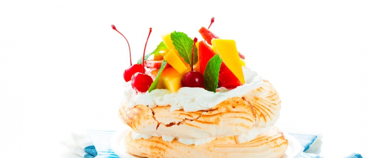 MERENGUE CON MANGO