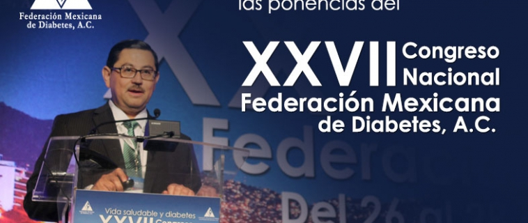 Ponencias del Congreso Nacional de Diabetes 2015