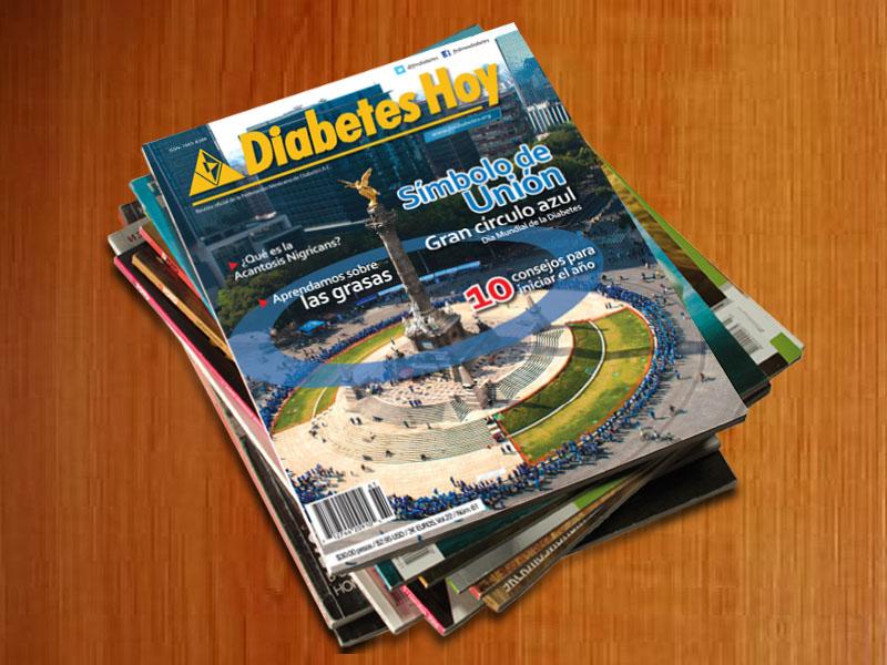 Revista Diabetes Hoy Enero – Febrero 2013