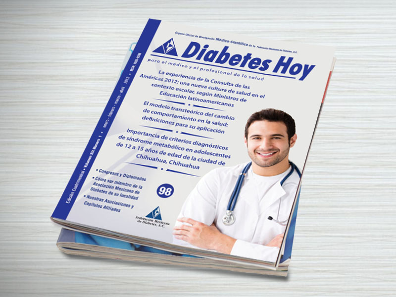 Revista Diabetes Hoy Enero – Abril 2013