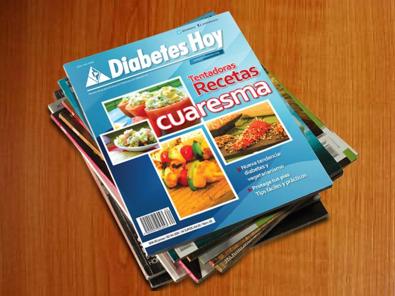 Revista Diabetes Hoy Marzo – Abril 2013