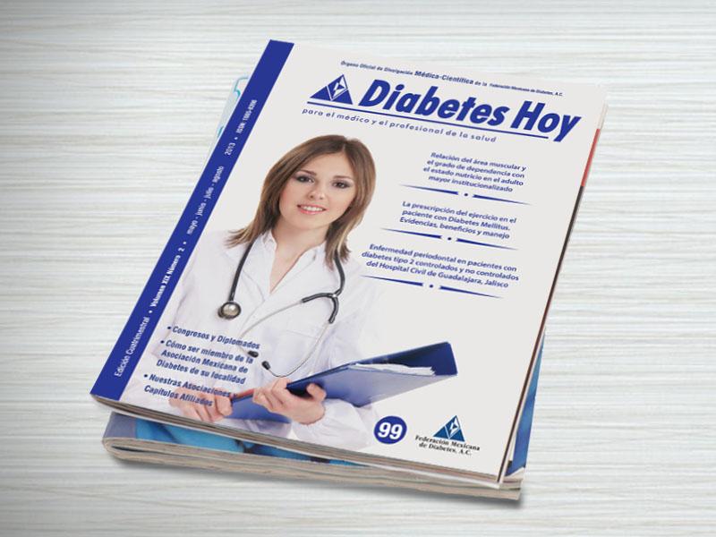 Revista Diabetes Hoy Mayo – Agosto 2013