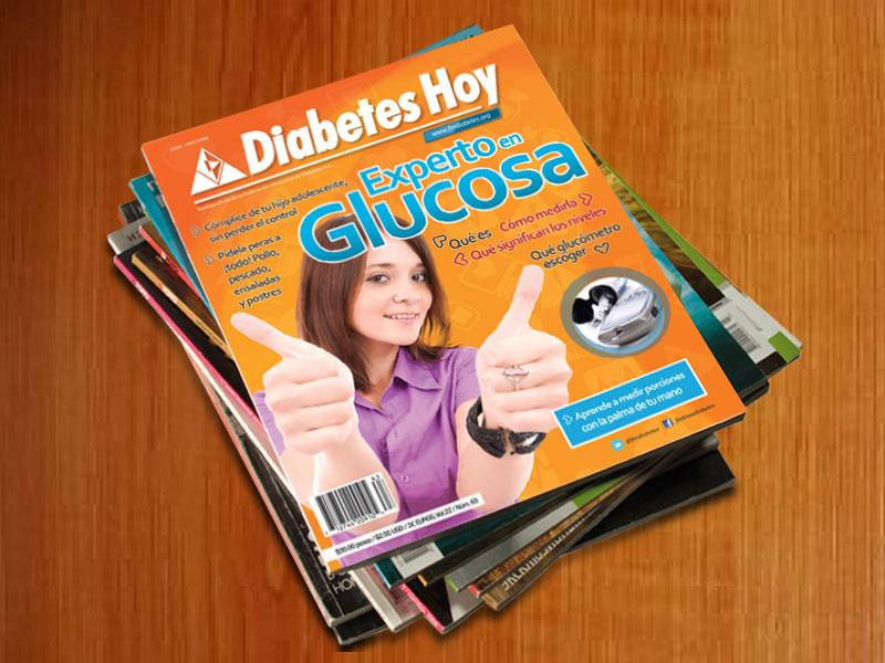 Revista Diabetes Hoy Mayo – Junio 2013