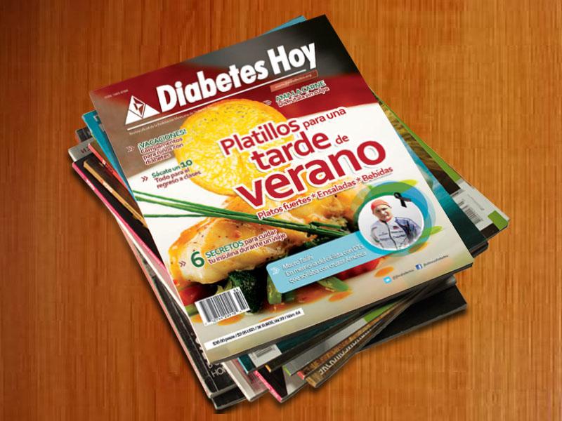 Revista Diabetes Hoy Julio – Agosto 2013