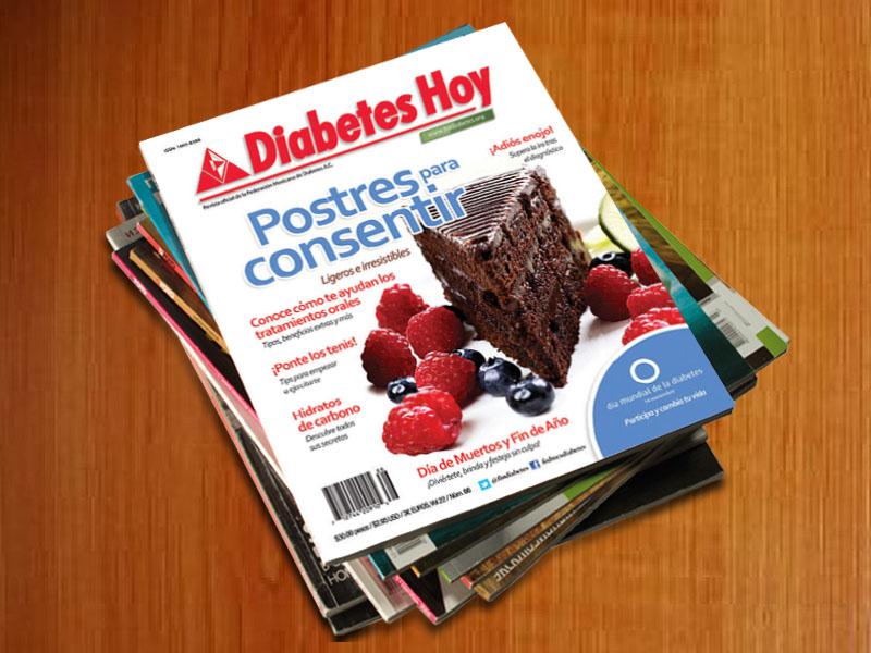 Revista Diabetes Hoy Noviembre – Diciembre 2013