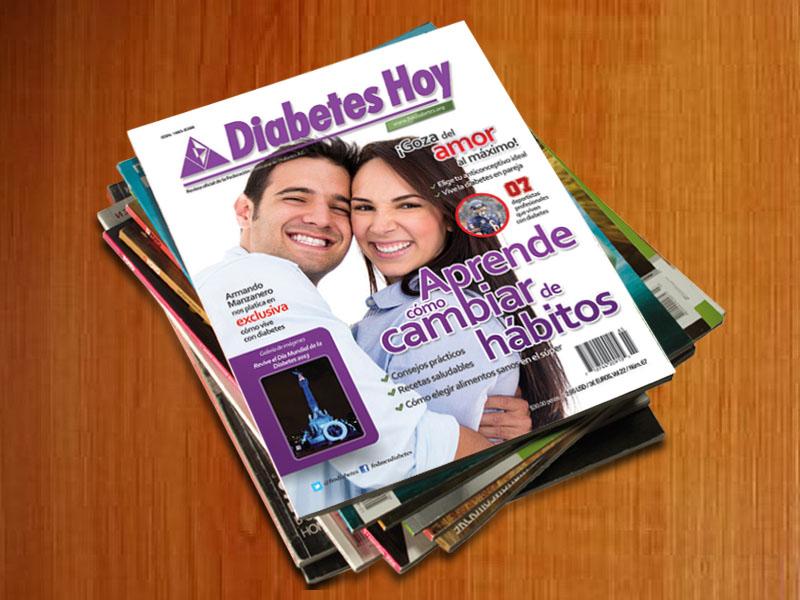 Revista Diabetes Hoy Enero – Febrero 2014