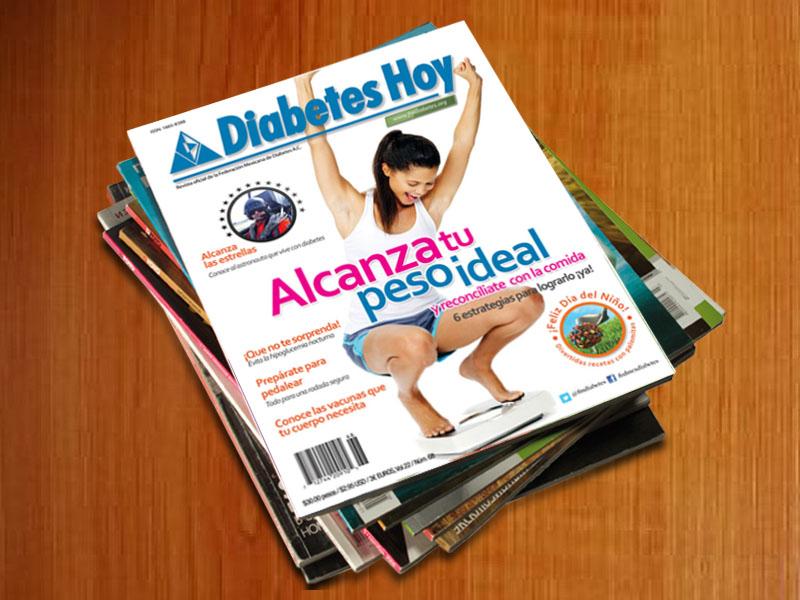 Revista Diabetes Hoy Marzo – Abril 2014