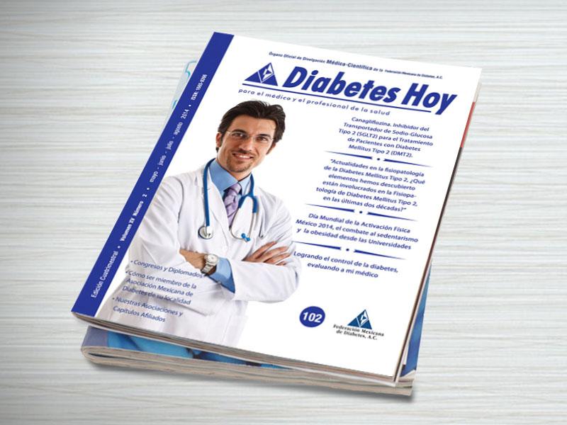 Revista Diabetes Hoy Mayo – Agosto 2014