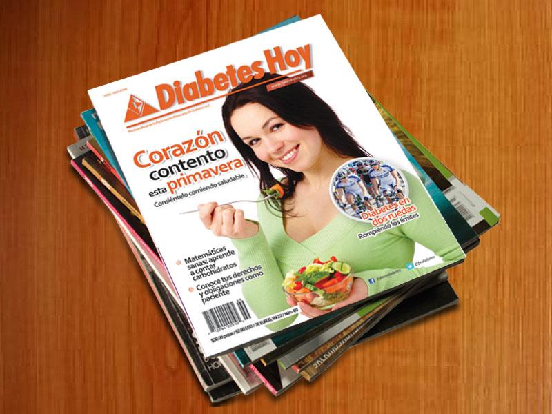 Revista Diabetes Hoy Mayo – Junio 2014