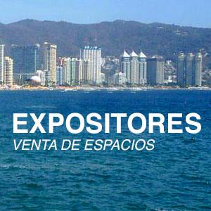Expositores y ventas