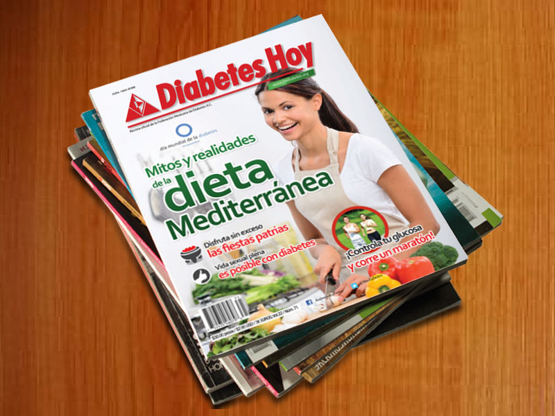 Revista Diabetes Hoy Septiembre – Octubre 2014