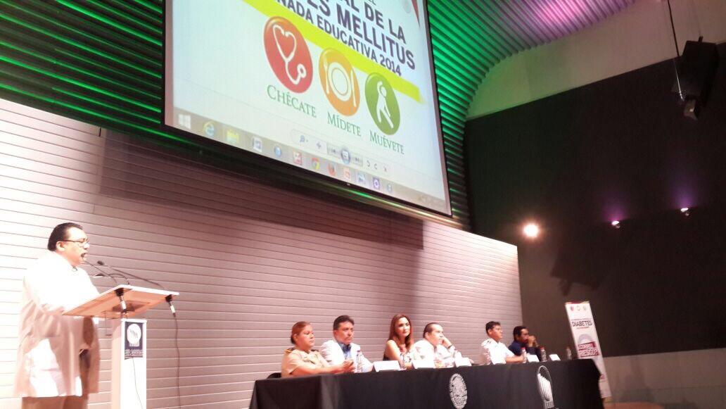 De cada 100 mexicanos adultos, 14 tienen diabetes