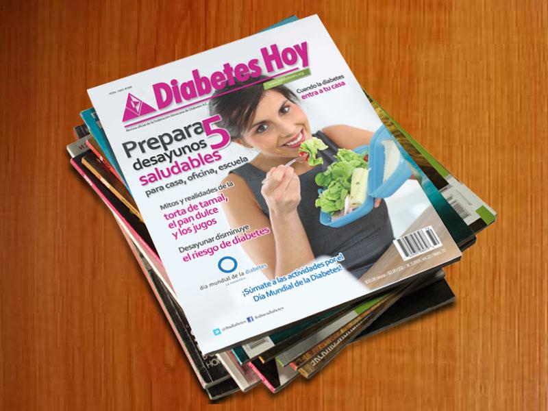 Revista Diabetes Hoy Noviembre – Diciembre 2014