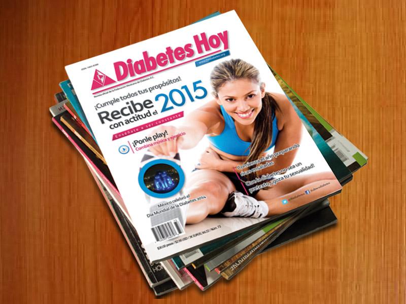 Revista Diabetes Hoy Enero – Febrero 2015
