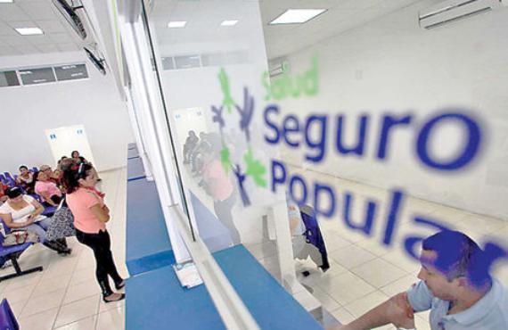 Cubre seguro popular más de 32 mil casos de cáncer en México
