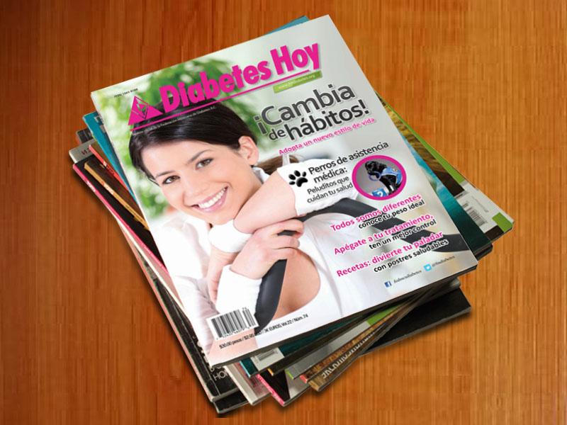 Revista Diabetes Hoy Marzo – Abril 2015