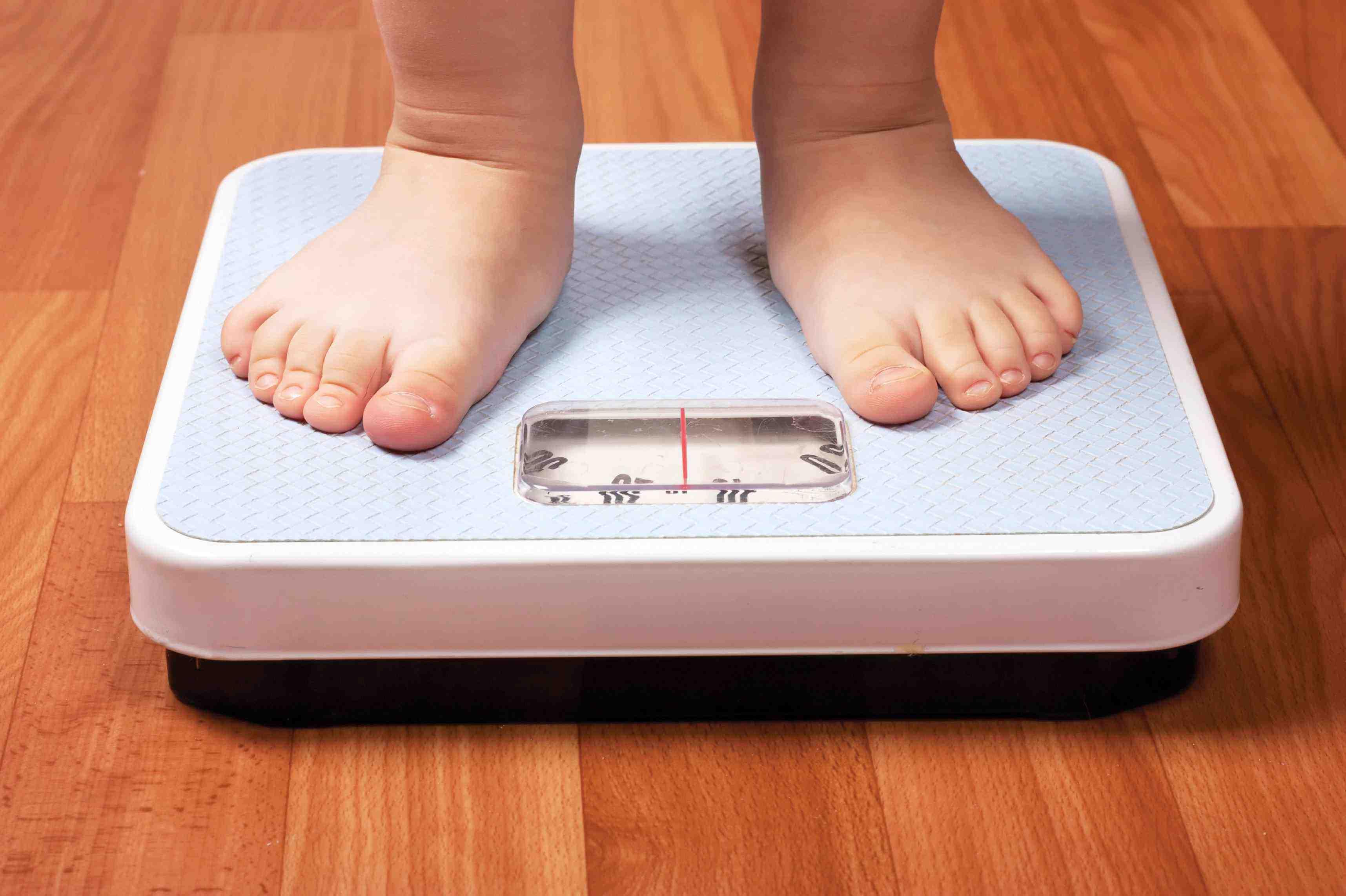 Obesidad y sobrepeso, factores de prediabetes infantil