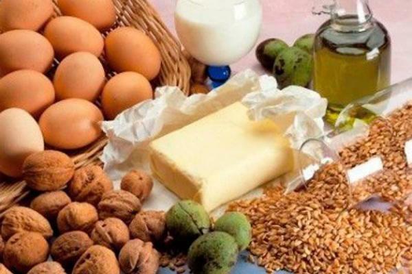 Grasas en la dieta y salud cardiovascular