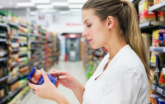 Aspectos a tener en cuenta de la etiqueta nutrimental de los alimentos