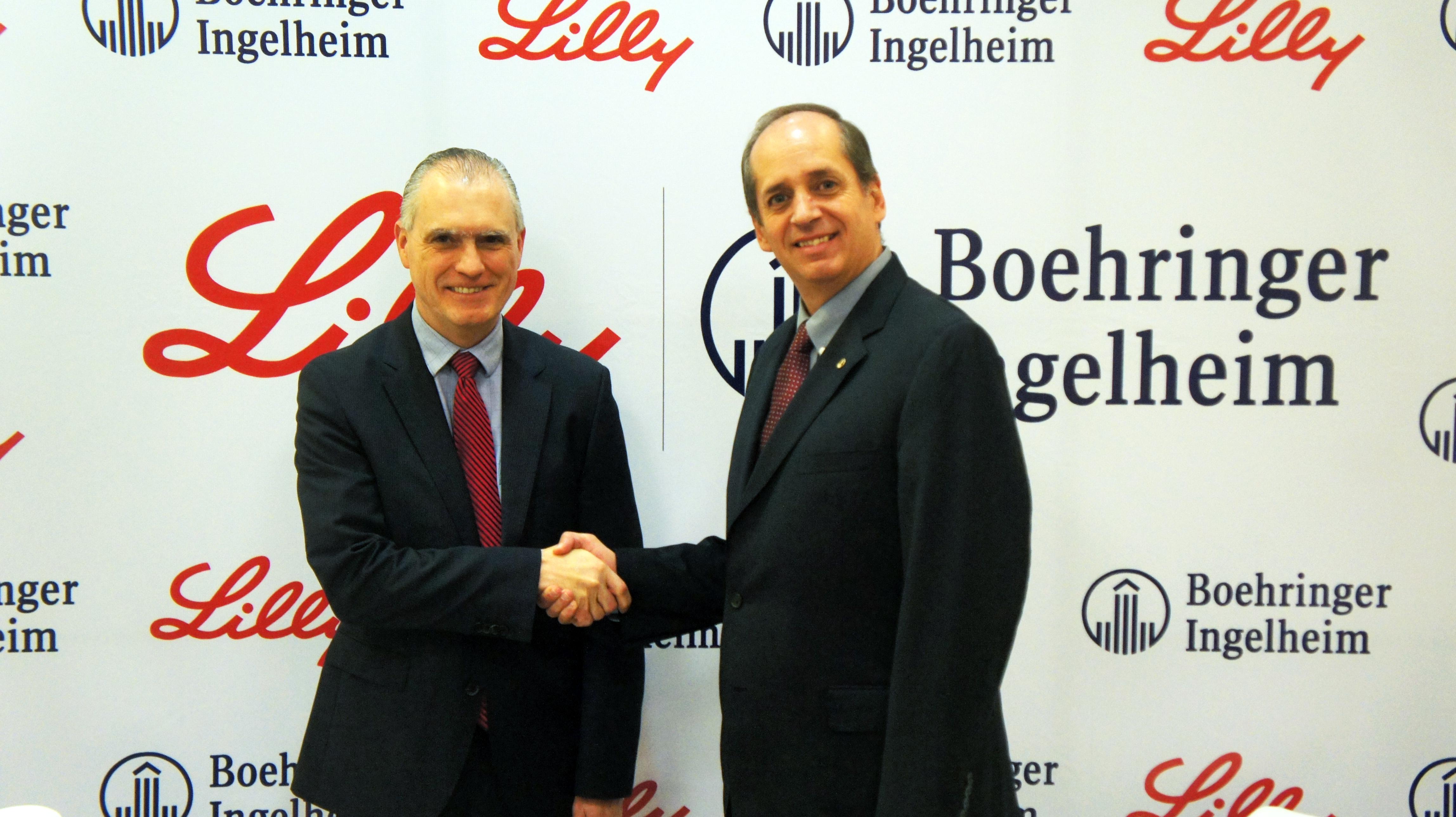 Celebran Boehringer Ingelheim y Eli Lilly 4 años de exitosa relación en diabetes