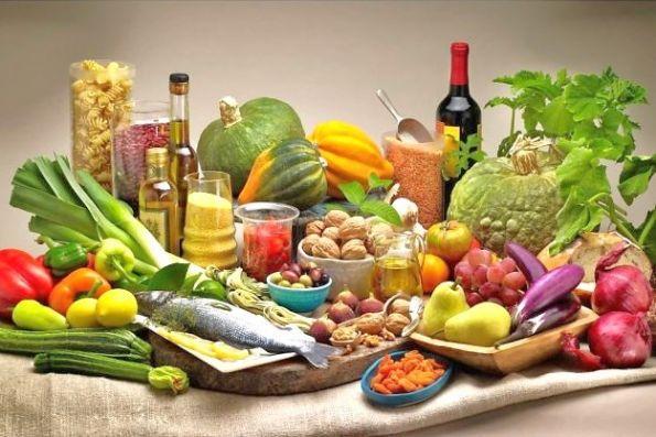 Dieta mediterránea y la reducción de cáncer de mama y diabetes