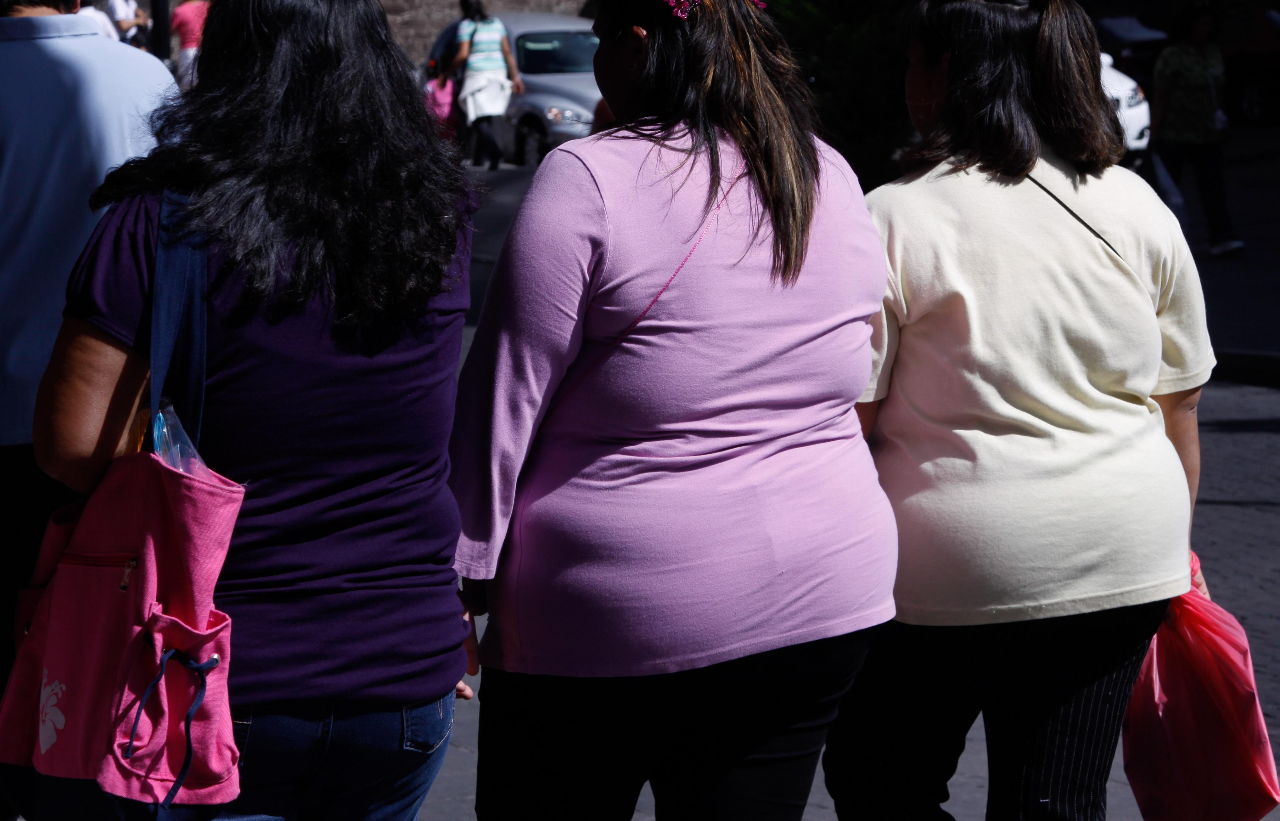 Resultado de imagen para obesidad mexico