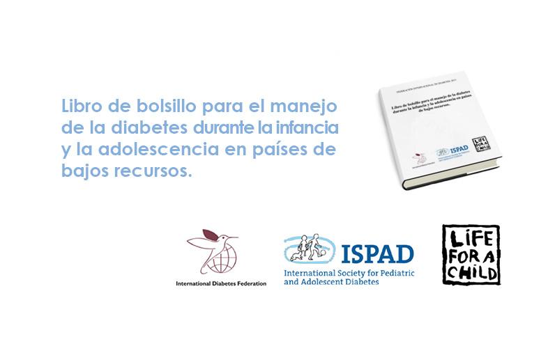 Libro de bolsillo para el manejo de la diabetes