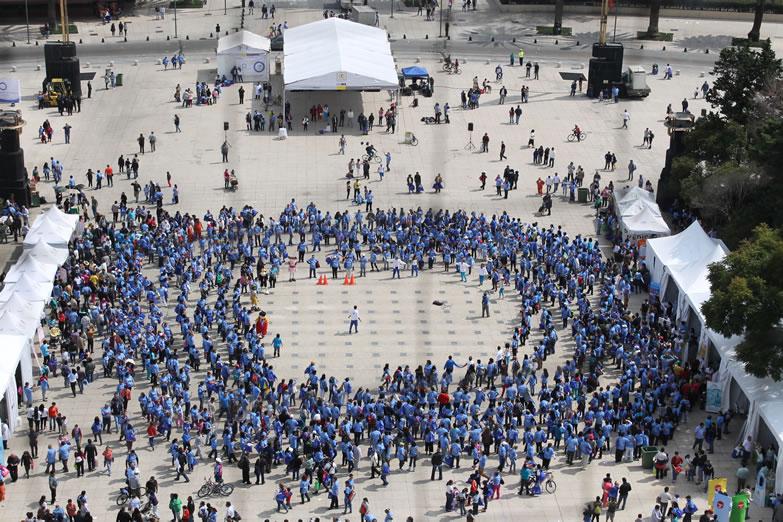 Actividades por el Día Mundial de la Diabetes tocarán diferentes puntos de la República Mexicana