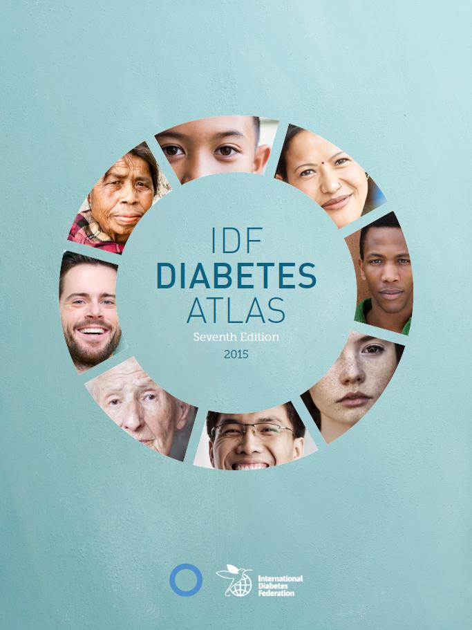 Atlas de la IDF 7° Edición