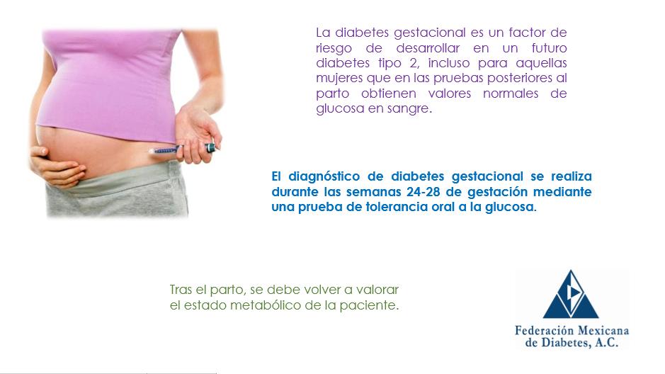 Diabetes tipo 2 ¿Cómo reducir el riesgo tras la diabetes gestacional?