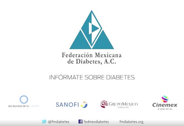 Cineminuto por la Diabetes 2015