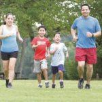Hacer ejercicio diario contrarresta los excesos de la Navidad