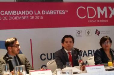 Revelan los factores que complican la atención de diabetes en el Distrito Federal