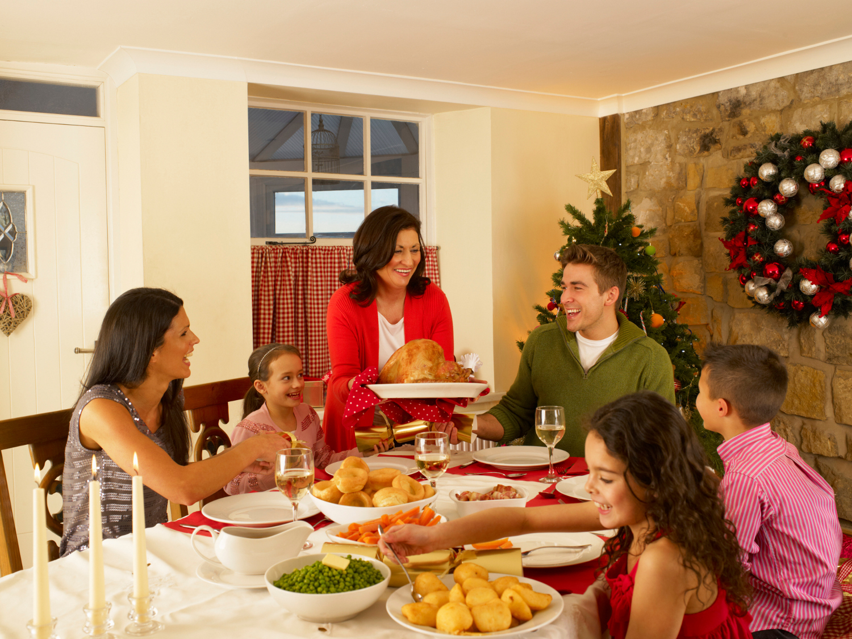 Cuida tu salud en esta temporada navideña