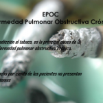 10 por ciento de la población mexicana presenta EPOC