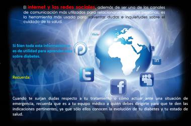 Diabetes e internet