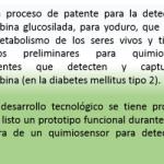 Diabetes tipo 2 y el diagnóstico con sensores luminosos