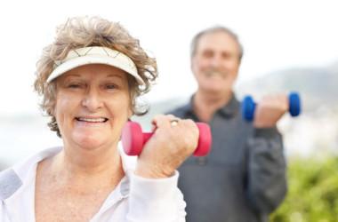 Ejercicio en personas mayores con diabetes
