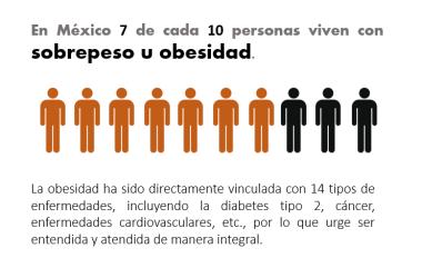 Obesidad una enfermedad que requiere un tratamiento integral